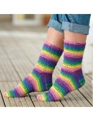 Balls of Sock Yarn