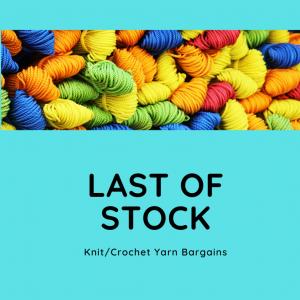 Last Of Stock