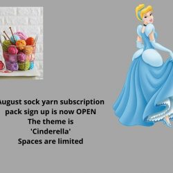 Yarn Pack Subscriptions August 2021